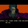 Completed Zero Wing (Mega Drive)