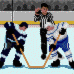 MASTERED NHLPA Hockey '93 (Mega Drive)