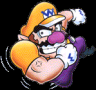 Super Mario Land 3: Wario Land (Gameboy)