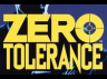 MASTERED Zero Tolerance (PD) (Mega Drive)