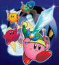 Kirby & The Amazing Mirror (Gameboy Advance)