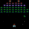 Completed Galaxian (NES)