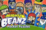 MASTERED Mighty Beanz Pocket Puzzles (Gameboy Advance)