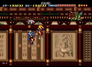 [Análise Retro Game] - Battle Mania Daiginjou Trouble Shooter Vintage - Mega Drive 002378