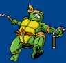 Completed Teenage Mutant Ninja Turtles: Fall Of The Foot Clan (Game Boy)