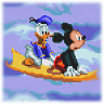 World Of Illusion Starring Mickey Mouse And Donald Duck (Mega Drive)