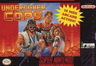 Undercover Cops (SNES) - RetroAchievements