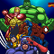 Marvel Super Heroes - War of the Gems (SNES)