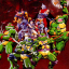 MASTERED Teenage Mutant Ninja Turtles - Tournament Fighters (SNES)