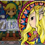 Completed ~Hack~ Legend of Zelda, The: Goddess of Wisdom (SNES)