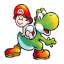 MASTERED Super Mario Advance 3: Yoshi's Island (Gameboy Advance)