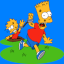 Bart Simpson's Escape from Camp Deadly (Gameboy)
