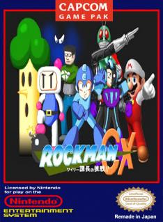 ~Hack~ Mega Man CX (NES) - RetroAchievements
