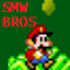 Completed Super Mario World Bros (SNES)