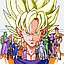 MASTERED Dragon Ball Z: Buyuu Retsuden (Mega Drive)