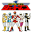 Completed Choujin Sentai Jetman (NES)