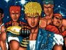 Double Dragon 3: The Rosetta Stone (Mega Drive)