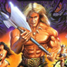 Completed Golden Axe (Mega Drive)