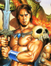 Completed Golden Axe III (Mega Drive)