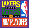 Lakers Vs Celtics (Mega Drive)