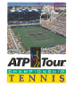 Completed ATP Tour Championship Tennis (Mega Drive)