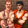 Completed Final Fight Guy (SNES)