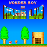 MASTERED Wonder Boy in Monster Land (Master System)