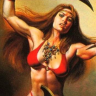Completed Golden Axe II (Mega Drive)