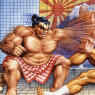 Completed Street Fighter II Turbo (SNES)