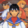 Completed Street Fighter Alpha 2 | Street Fighter Zero 2 (Arcade)