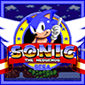 Completed Sonic the Hedgehog (Mega Drive)