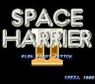 Completed Space Harrier II (Mega Drive)
