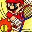 Completed Mario Tennis (Game Boy Color)