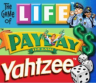 MASTERED The Game of Life - Yahtzee - Payday (Game Boy Advance)