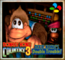 Donkey Kong Country 3: Dixie Kong's Double Trouble! (SNES)