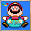 ~Hack~ Super Mario Bros. Plus (SNES)