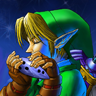Legend of Zelda, The - Ocarina of Time (Nintendo 64)