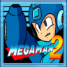 Completed Mega Man 2 (NES)