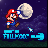 ~Hack~ Quest on Full Moon Island (SNES)