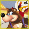 MASTERED Banjo-Kazooie: Gruntys Revenge (Game Boy Advance)
