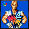 Completed Fatal Fury 2 (SNES)