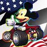 MASTERED Mickey's Speedway USA (Nintendo 64)