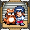 Completed Pocky & Rocky (SNES)