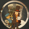 Professor Layton and the Curious Village (Nintendo DS)