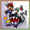 MASTERED Mario & Luigi: Partners in Time (Nintendo DS)