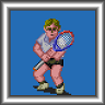 Final Match Tennis (PC Engine)