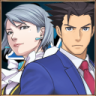 MASTERED Phoenix Wright: Ace Attorney - Justice for All (Nintendo DS)
