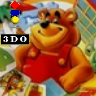 MASTERED Fatty Bear's Funpack (3DO Interactive Multiplayer)