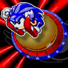 Completed Sonic Spinball (Mega Drive)