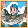 Legend of the River King GBC (Game Boy Color)